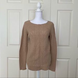 Ann Taylor with Cashmere Sweater